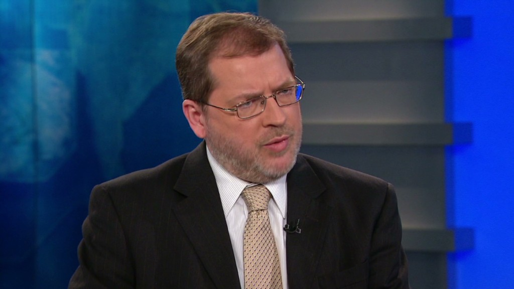 Republicans push back on Norquist pledge