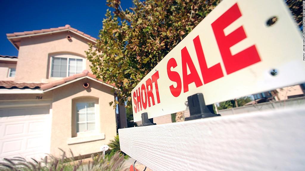 short sales increase