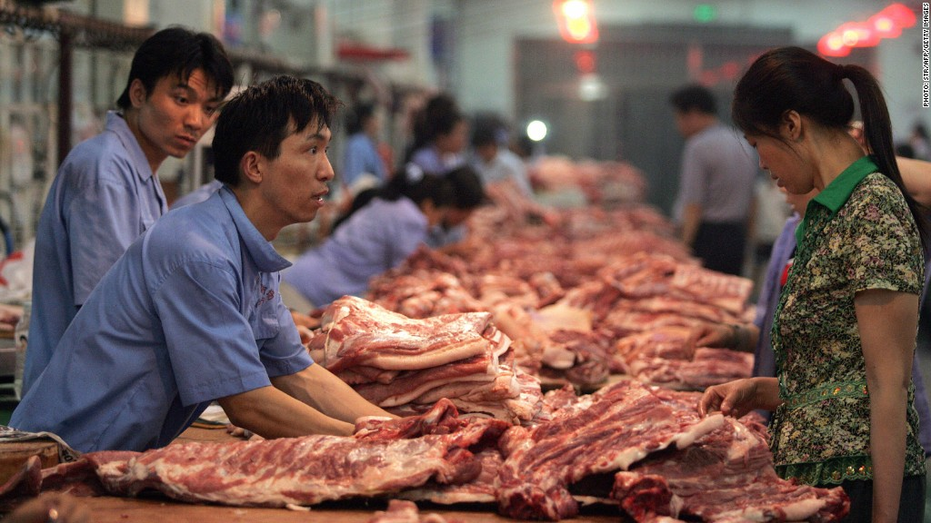 china inflation cpi