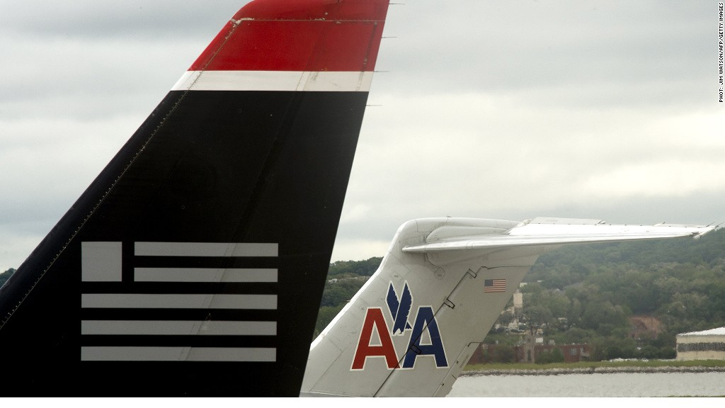 american airlines us air