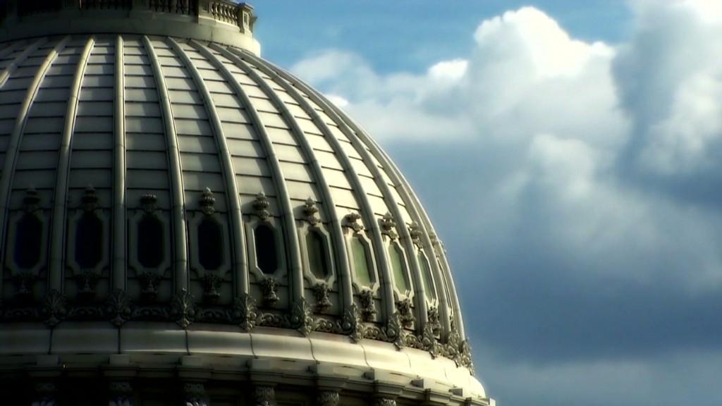 Does Congress kill stock market returns?
