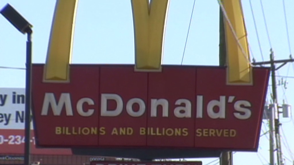 New sandwich saves McDonald's bacon