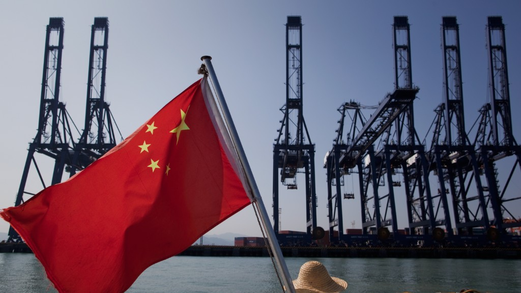 China to report slowing growth