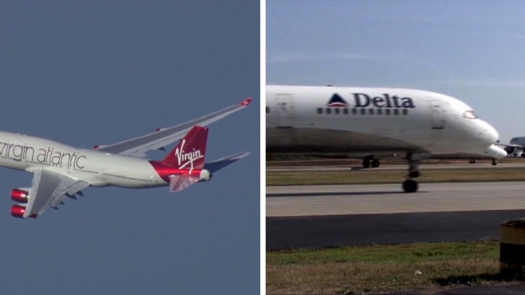 Delta CEO: Virgin brand has value