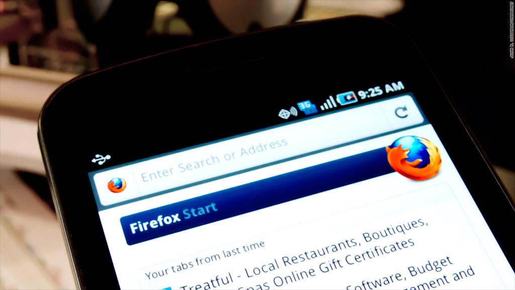 firefox mozilla smartphone jc