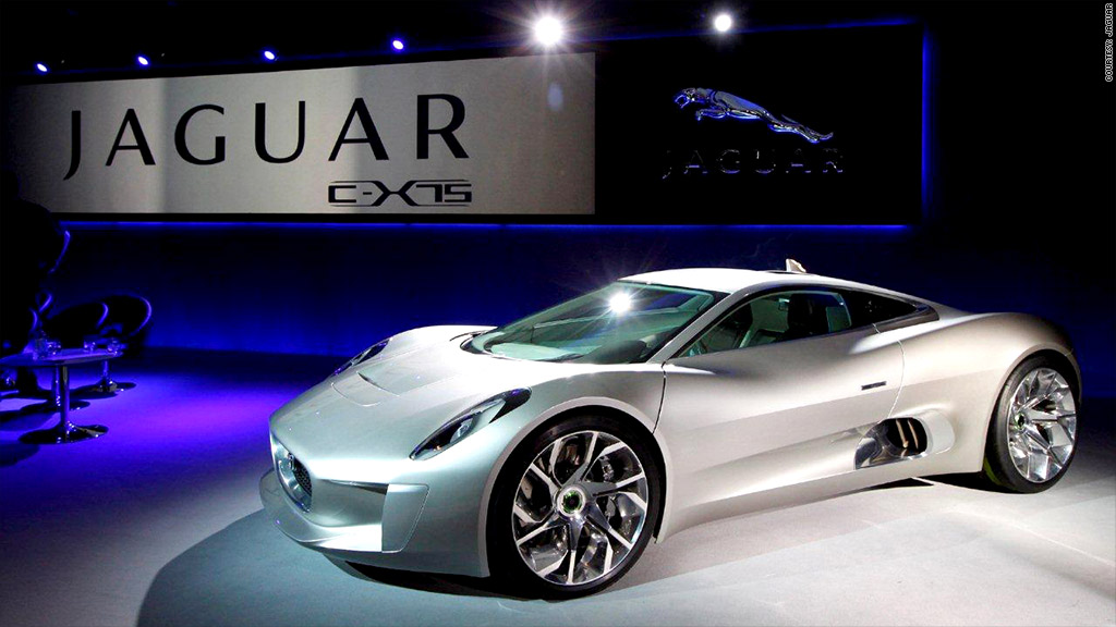 Jaguar drops plan for hybrid supercar