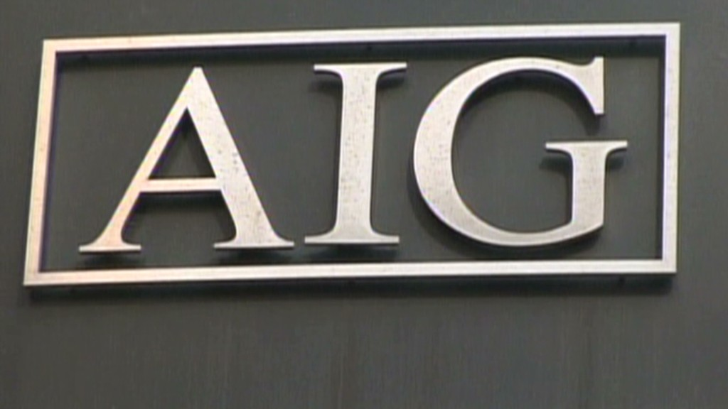AIG: All Is Good?