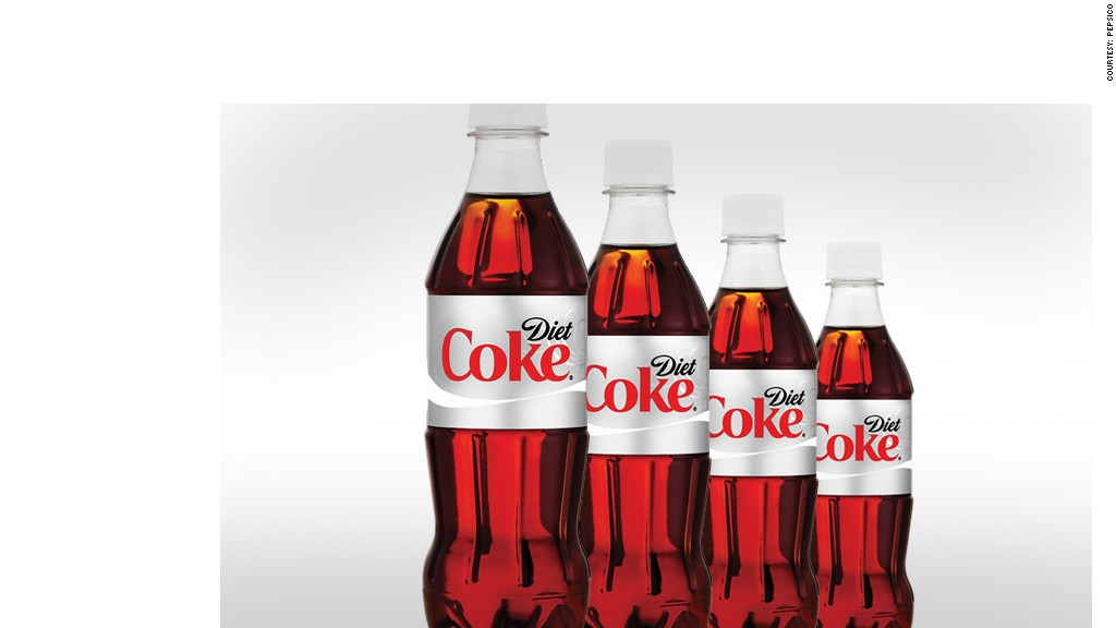 food industry trends 2012 diet soda sweeteners