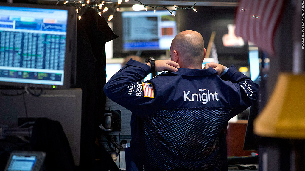 knight capital bought