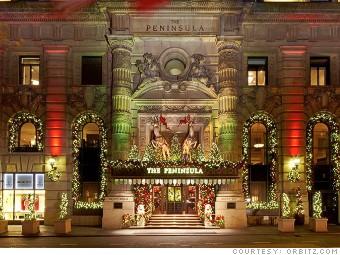 gallery festive hotel peninsula ny