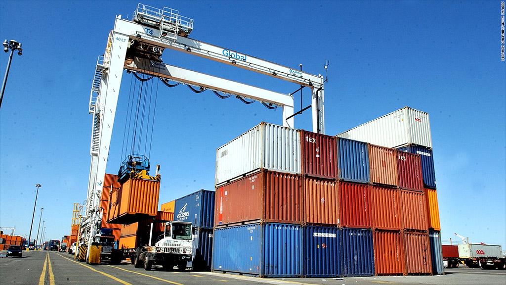 east coast shipping port