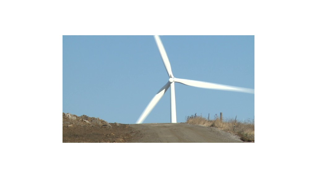 Wind jobs sprout in old Maytag town