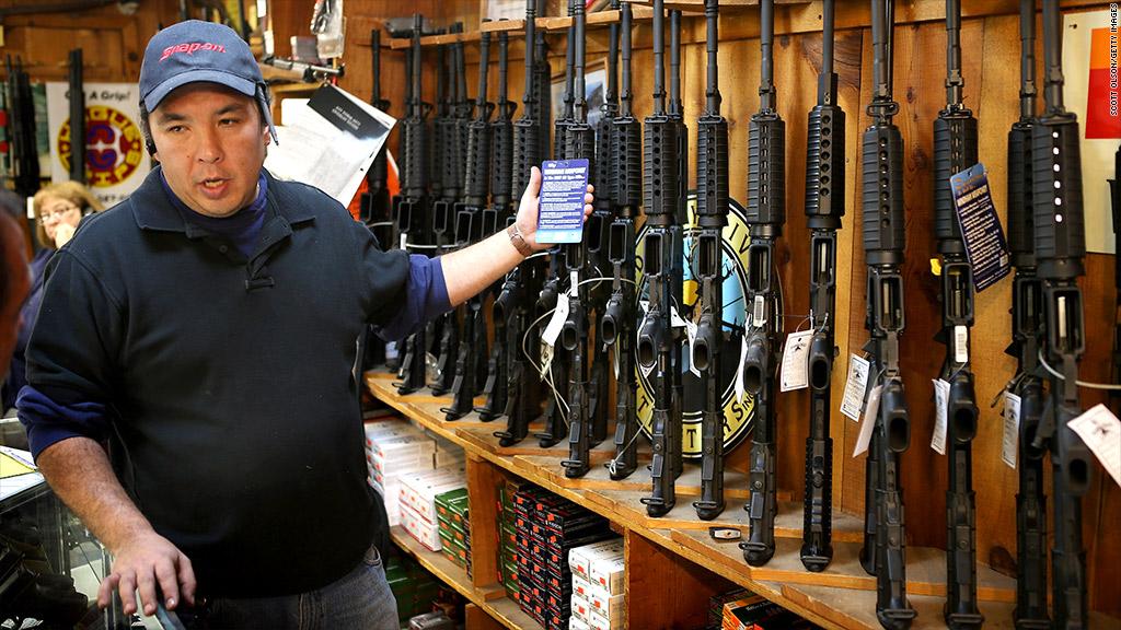 nra gun lobbying