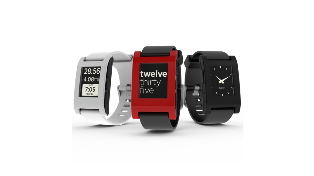 Apple iwatch doesn 39 t scare pebble for Pebble watches