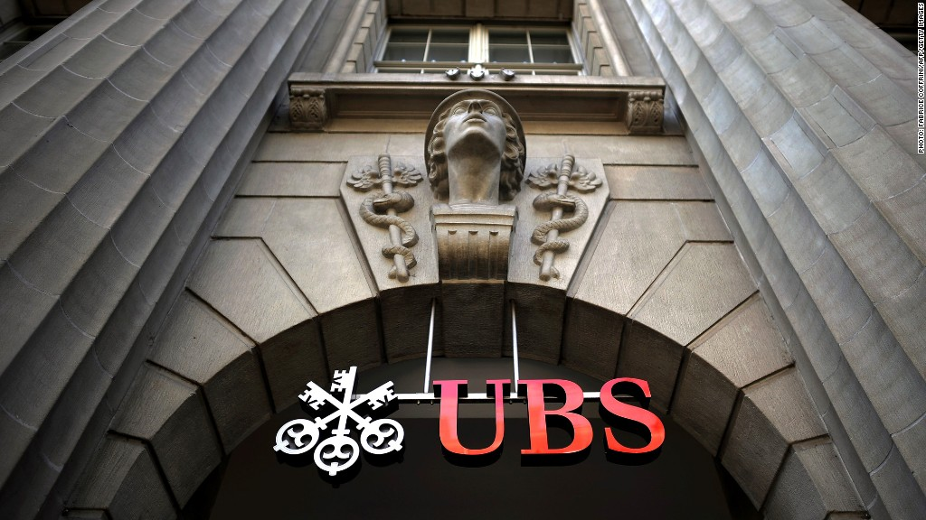 ubs headquarters