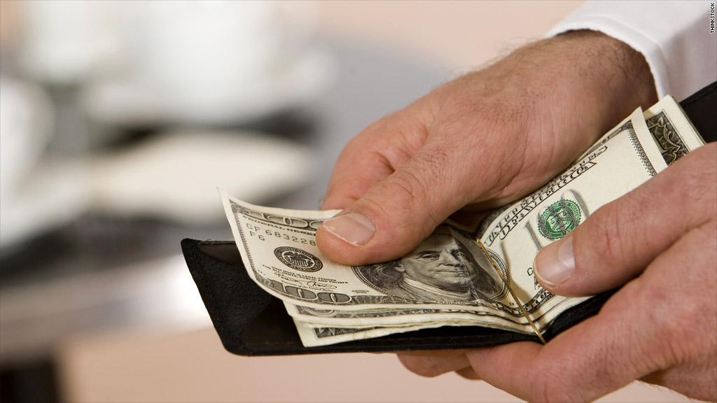 wallet tax hike