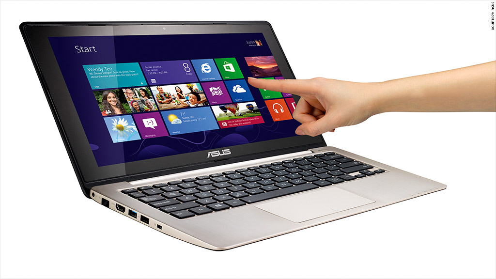 asus vivobook touch computer