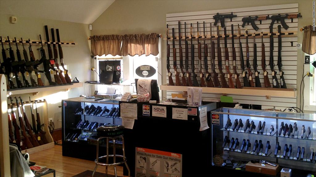 my gun shop