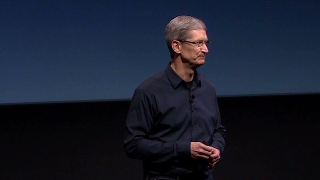 Did Apple's CEO really get a 99% pay cut?