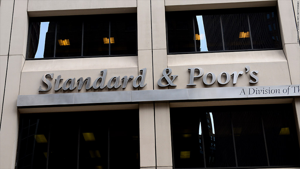 standard and poors