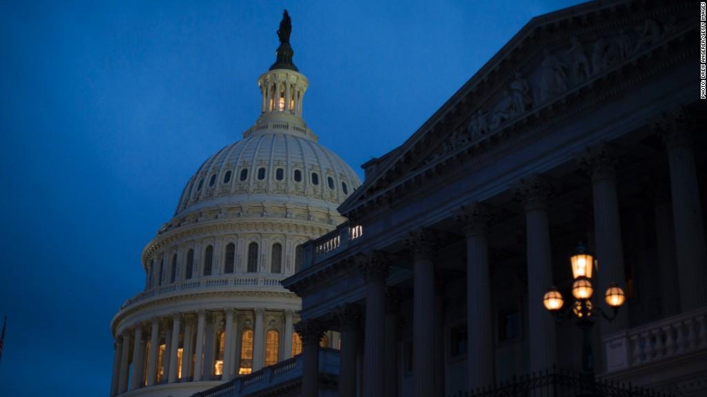 capitol dome dark