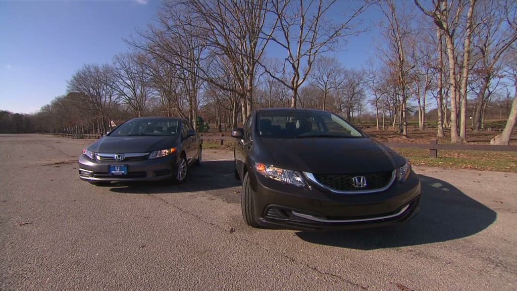 Honda Civic: What a difference a year makes