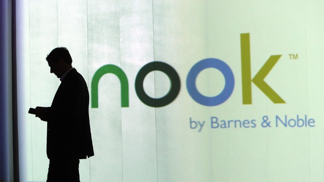 Barnes Noble S Nook Flops During Holidays