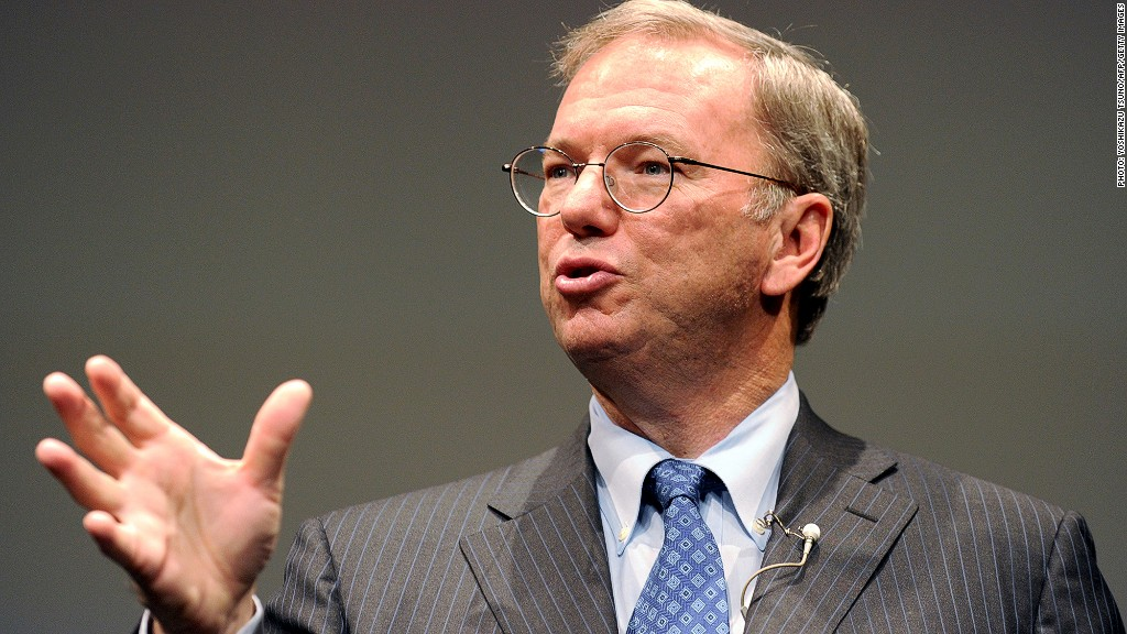 eric schmidt north korea