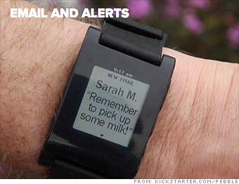 gallery gadget unicorns pebble watch