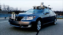 toyota driverless care