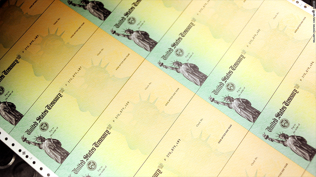 No More Paper Social Security Checks Come March