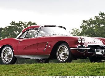 gallery most valuable corvette 1962 fuelie