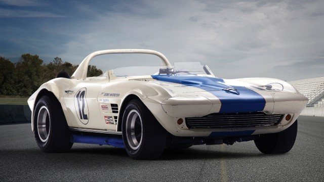 10 most valuable Corvettes