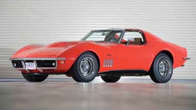 10 most valuable Corvettes