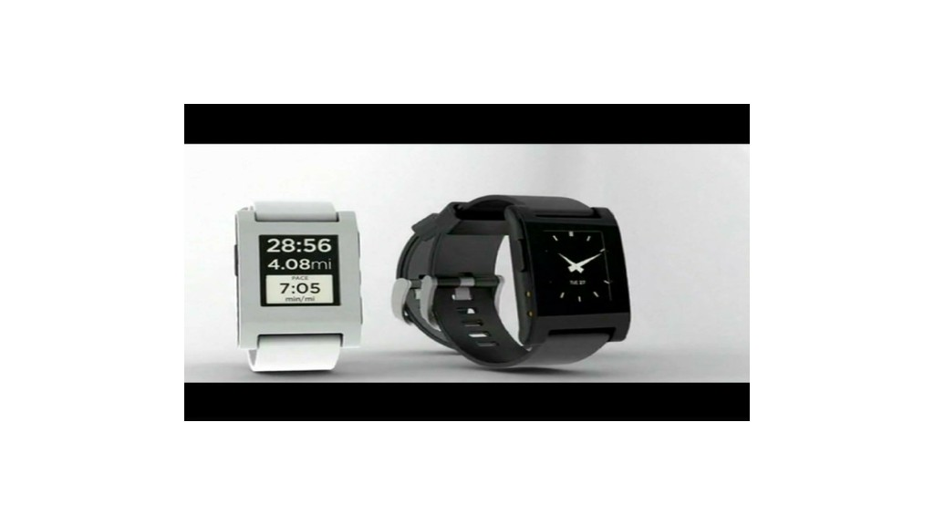 The $10 million Kickstarter watch