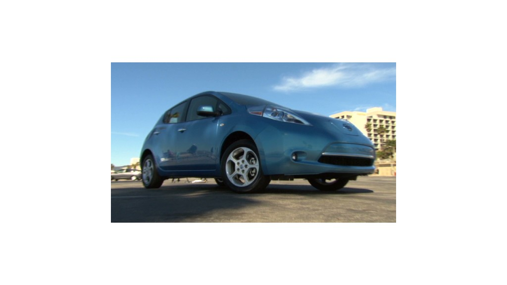 Ups and downs of owning a Nissan Leaf