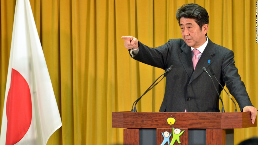 japan stimulus