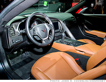gallery 2014 chevrolet corvette interior