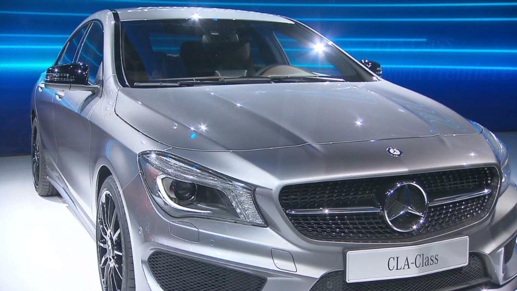 America's little Mercedes