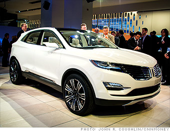 gallery 2013 naias lincoln mkc concept