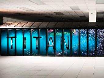 TRE14 titan supercomputer