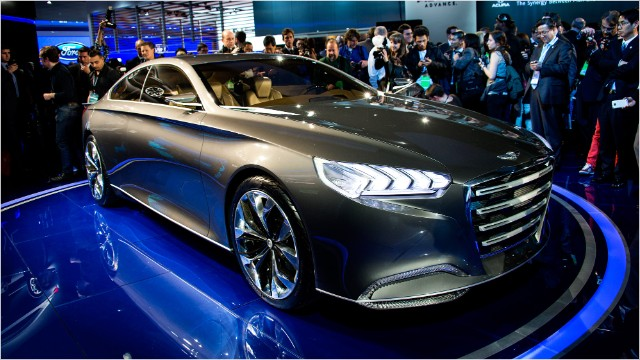 Hyundai Hcd14 Genesis