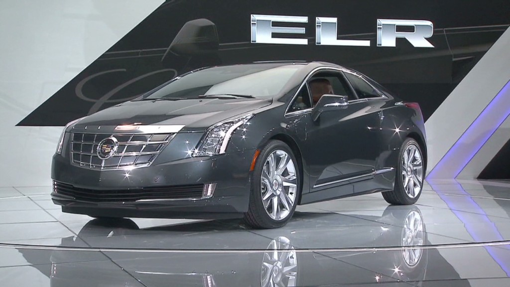 Cadillac ELR: More than a luxurious Chevy Volt