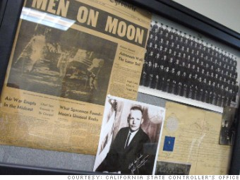 unclaimed property moon newspaper