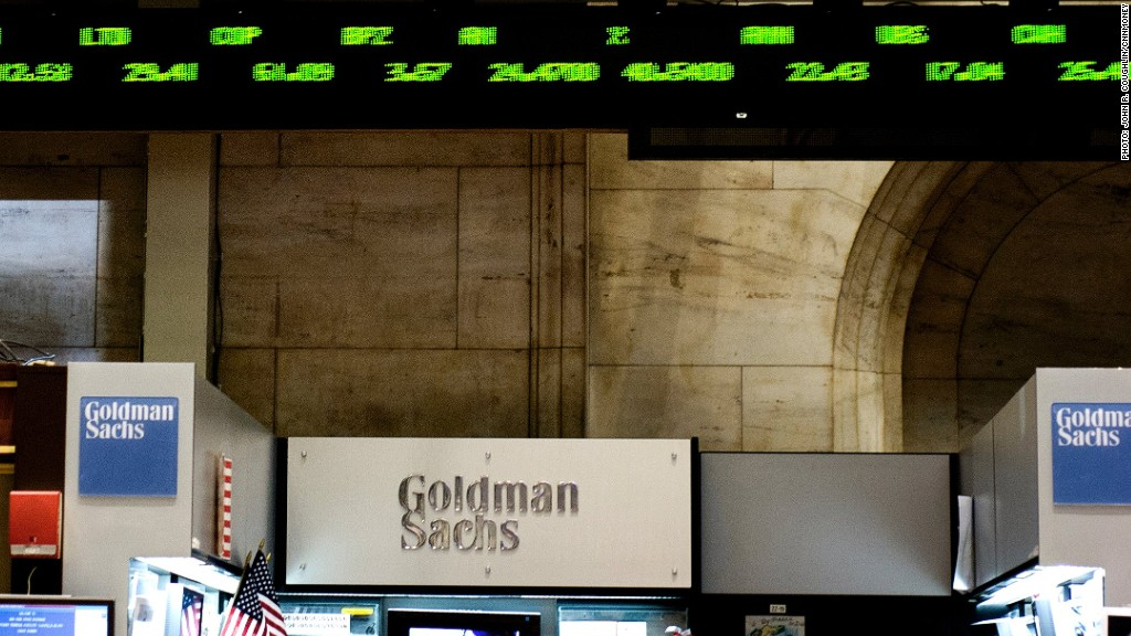 goldman sachs foreclosure issue