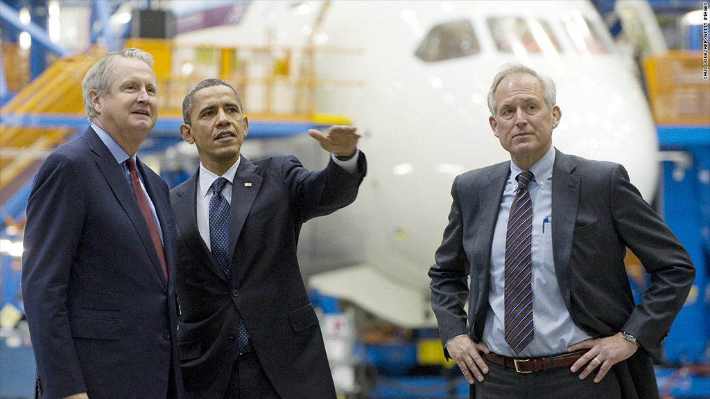 obama mcnerney boeing washington