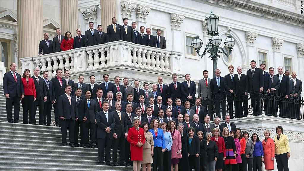 freshman congress fortunes