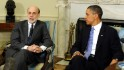 Bernanke won't be back in 2014, say economists