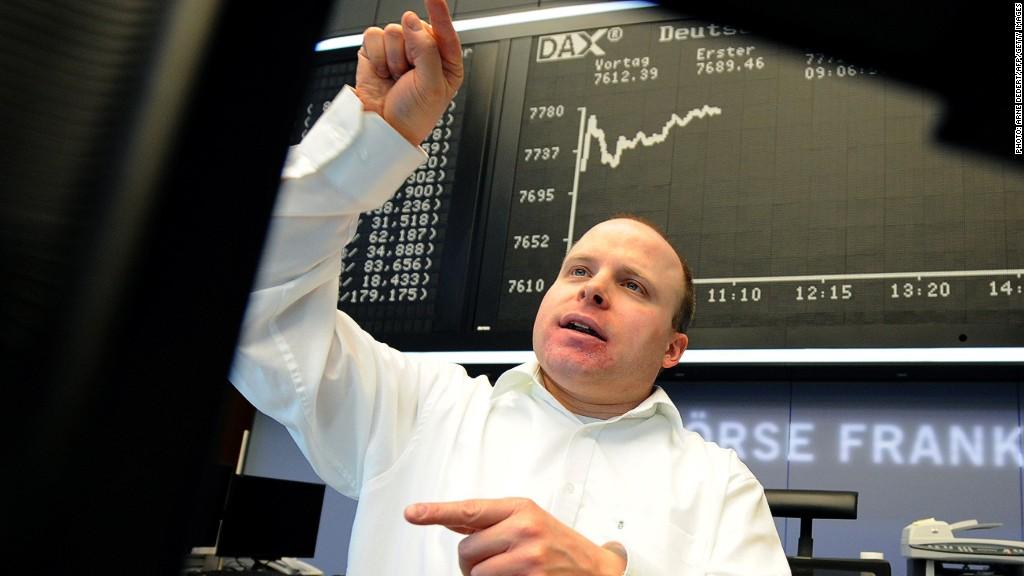 german investors bullish