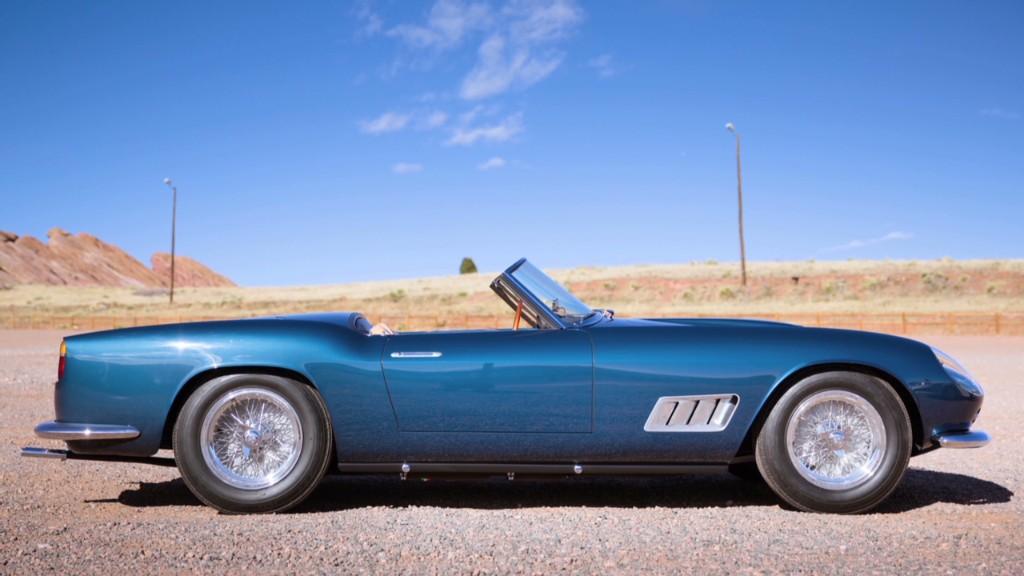 $8 million Ferrari: a collector's dream